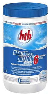 Дезинфектор hth Maxitab Ation 6 K801792H1
