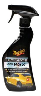 Воск Ultimate Quik Wax 473 мл G-17516 Meguiars