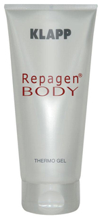 Антицеллюлитное средство KLAPP Repagen Body Thermo Gel 250 мл