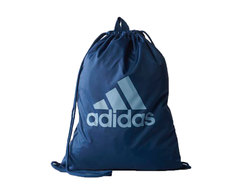 Мешок для обуви Adidas Performance Logo сине-голубой