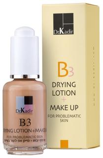 Эмульсия для лица Dr.Kadir B3 Drying Lotion + Make Up 30 мл