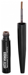 Пудра для бровей Lucas Cosmetics Brow Powder Dark Brown 0,8 г