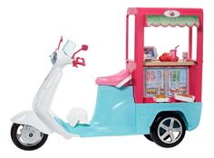 Игровой набор Скутер Бистро Barbie