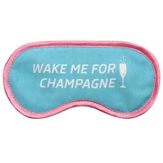 Маска для сна Kawaii Factory Шампанское