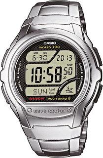 Наручные часы электронные мужские Casio Radio Controlled WV-58DE-1A