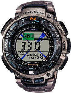 Наручные часы электронные мужские Casio Pro Trek PRG-240T-7E