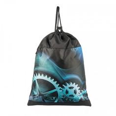 Рюкзак-мешок для обуви Grizzly OM-792-3 шестеренки