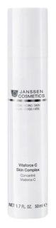 Концентрат для лица Janssen Cosmetics Demanding Skin Vitaforce C Skin Complex 50 мл