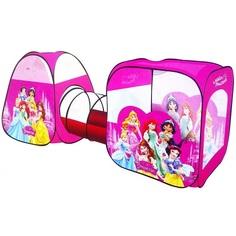 Палатка Babydays c туннелем Принцессы 8115P