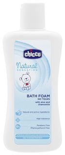 Пена для ванны детская Chicco Natural Sensation 200 мл
