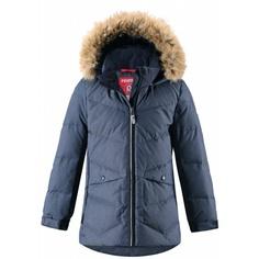 Куртка Leena REIMA темно-синий р.104