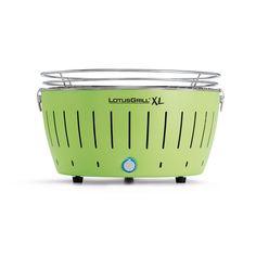 Угольный гриль Lotus Grill XL, 43 см (зеленый лайм)
