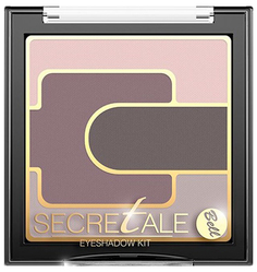 Тени для век Bell Secretale Eyeshadow Kit 02 5 г