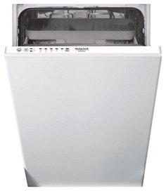 Встраиваемая посудомоечная машина 45 см Hotpoint-Ariston HSIE 2B0 C