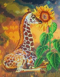 RA010/Пошепчи - алмазная картина-раскраска Color KIT