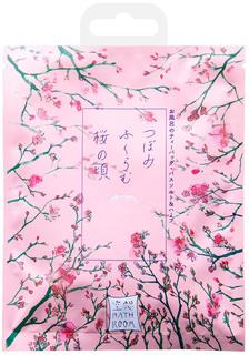 Соль для ванн Charley Bathroom Цветущие бутоны сакуры 30 г
