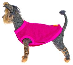 Толстовка для собак Happy Puppy Спорт, женский, розовый, XL