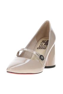 Туфли женские Dino Ricci Select 424-109-02 бежевые 39