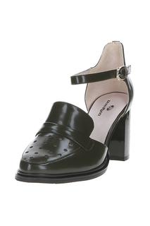 Туфли женские Dino Ricci 209-54-04/81 зеленые 38