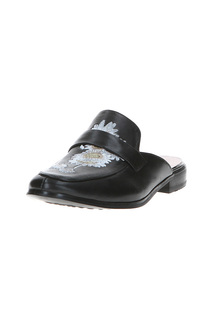 Шлепанцы женские Dino Ricci 209-49-01 черные 35