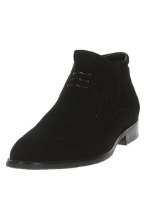 Ботинки мужские Dino Ricci 102-192-10(T)/80 черные 44 RU