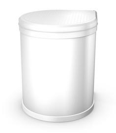 Мусорный контейнер Hailo Compact-Box,15л,, Белый, арт, 3555-001