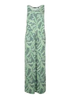 Платье женское BLUE SEVEN зеленое XL