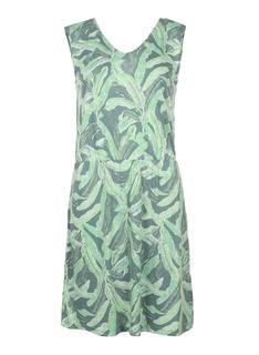 Платье женское BLUE SEVEN зеленое M