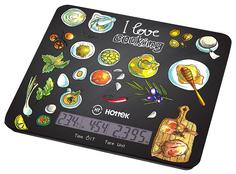 Весы кухонные HOTTEK HT-962-039 I Love Cooking