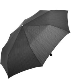 Зонт мужской Doppler 74667BFG 1 black line, черный