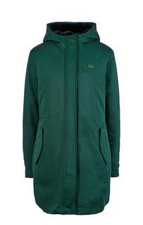 Куртка женская Lacoste зеленая 40