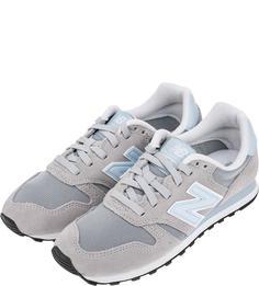 Женские кроссовки New Balance WL373LAA/B серые/синие/белые 36.5