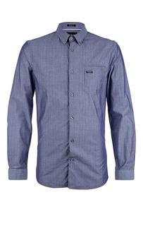 Рубашка Мужская Guess синяя 48