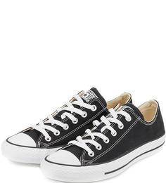 Кеды мужские Converse M9166_M черные/белые 44.5