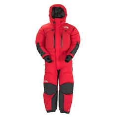 Комбинезон The North Face Himalayan Suit красный, размер S
