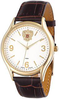 Наручные часы кварцевые мужские Слава Премьер 1569806/300-2036