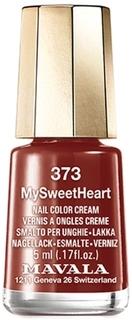 Мини-лак для ногтей MAVALA Mini Color, тон 373 My Sweet Heart