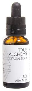 Сыворотка для лица Levrana True Alchemy AHA Acids 5,1% 30 мл