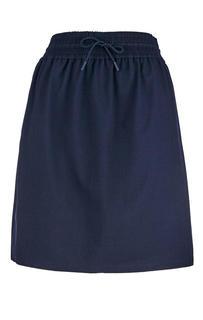Юбка женская Lacoste синяя 42