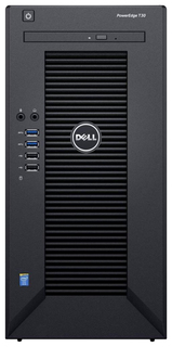 Сервер Dell PowerEdge Т30 E3-1225v5 Черный