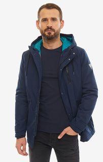 Куртка мужская Guess M93L17-WBS40-G720 синяя S