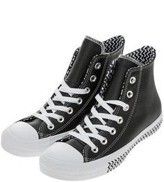 Кеды женские Converse 564943_W черные 41 US