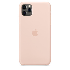 Чехол Apple для iPhone 11 Pro Max Silicone Case - Pink Sand