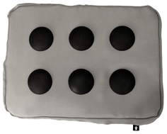 Подставка для ноутбука Bosign Surfpillow Hightech 262856 Серая