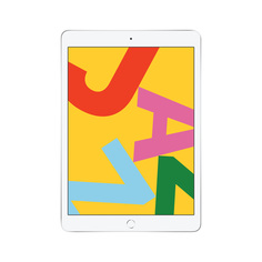 Планшет Apple iPad (2019 New) Wi-Fi 10.2 32GB Silver (MW752RU/A)