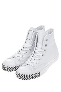 Кеды женские Converse белые