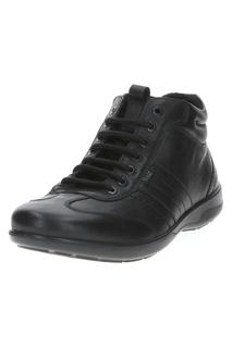 Ботинки мужские Ralf Ringer 582318ЧН черные 43 RU