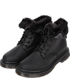 Ботинки женские Dr. Martens черные
