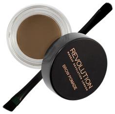 Помада для бровей Makeup Revolution Brow Pomade Medium Brown 2,5 г