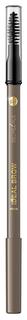 Карандаш для бровей Bell Secretale Ideal Brow Pencil тон 01 светло-коричневый 1,4 г
